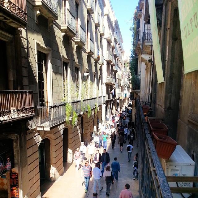 #instarambla #instagrafic #igers #igerscat #igersciutatvella #plaçareial #rambla #portaferrissa